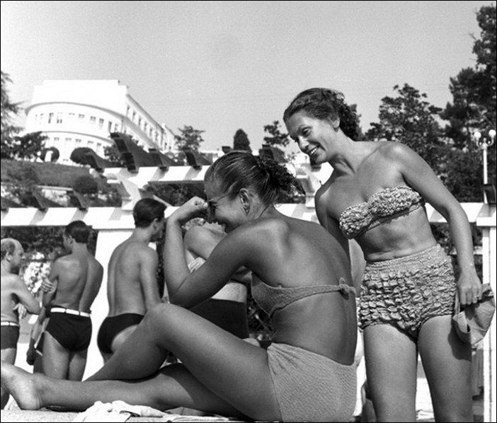 Девушки из СССР