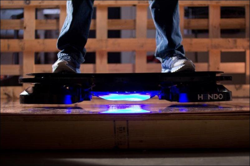 Hoverboard - парящая доска