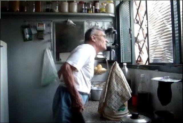 Старик и колибри