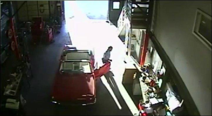 Спасти машину