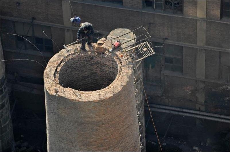 Разобрать башню