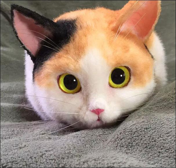 Сумка в виде кошки