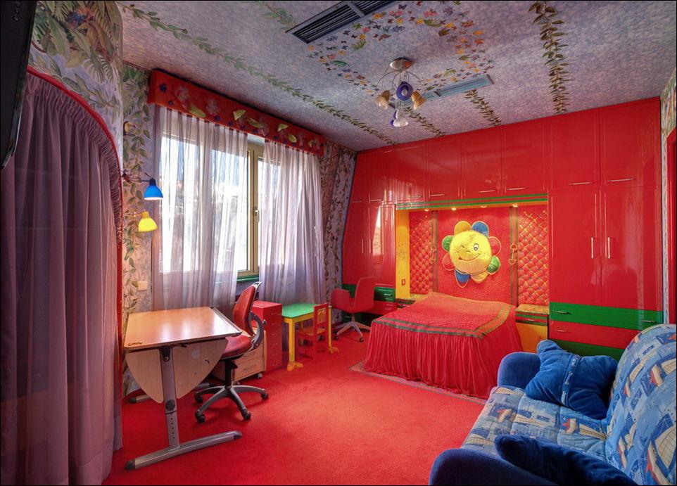 гламурная квартира