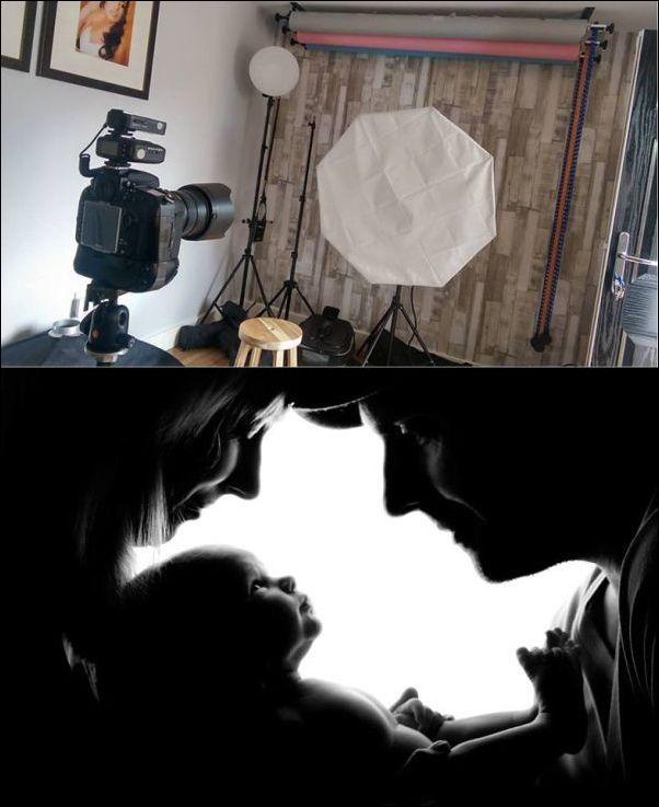 как делают фото профессионалы