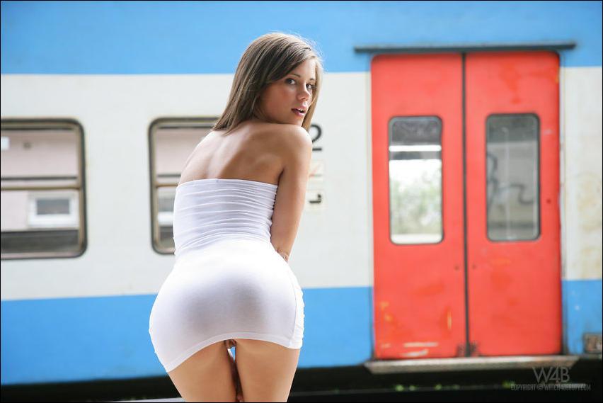 Мини платья порно фото