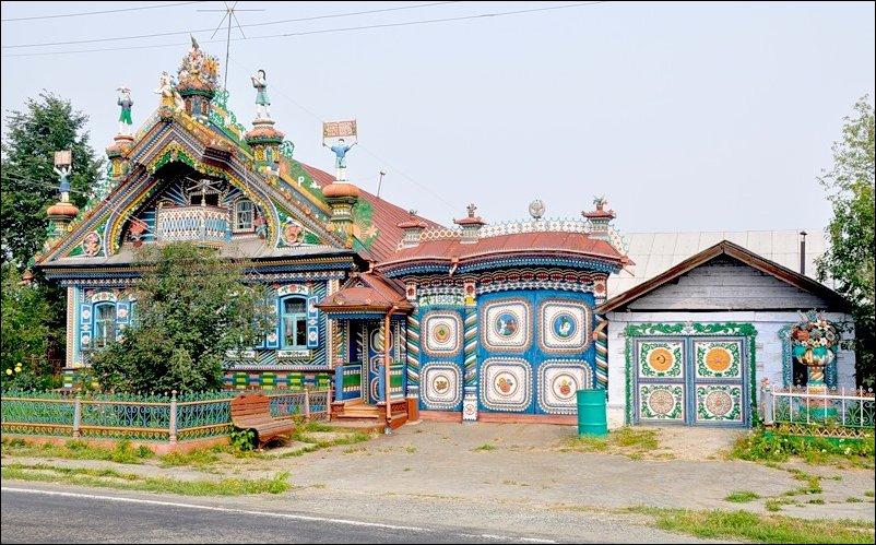 Дом кузнеца