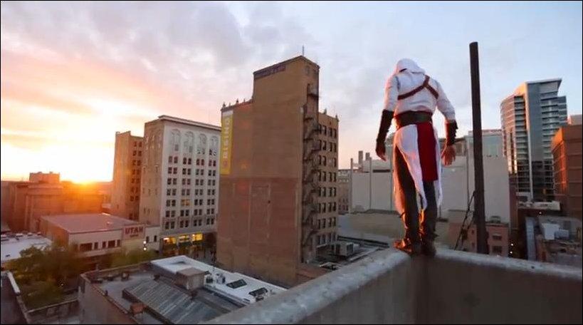 Assassin's Creed в реальной жизни