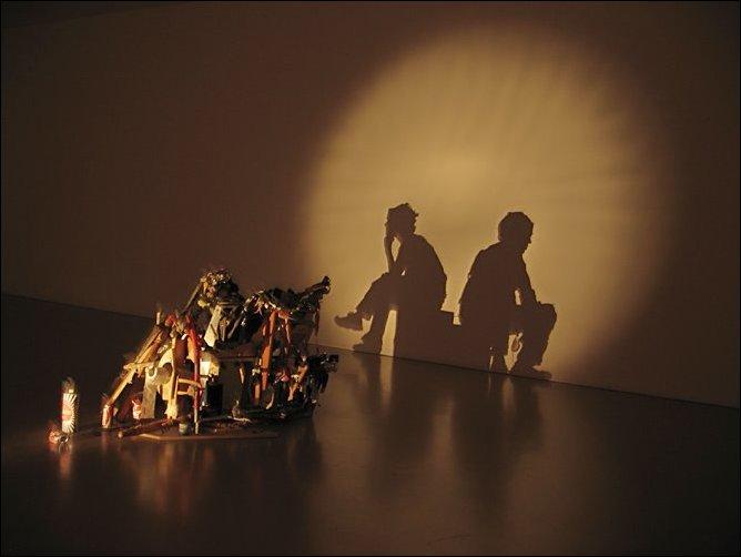 Игры с тенями