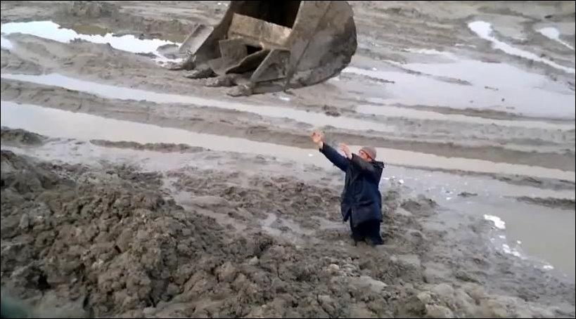 Спасение геодезиста