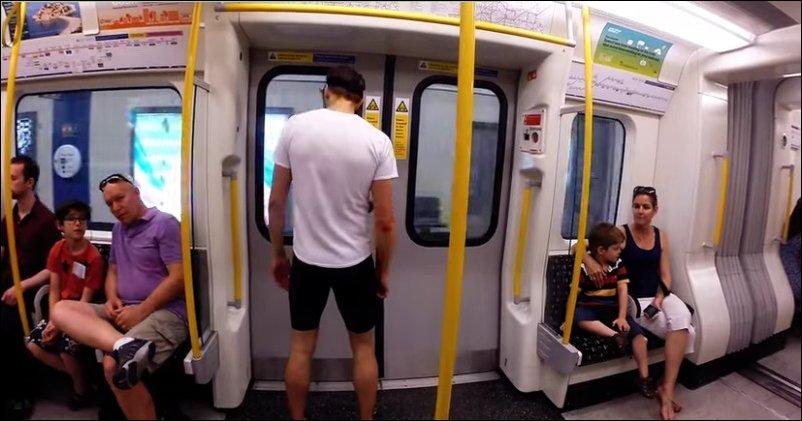 Наперегонки с поездом