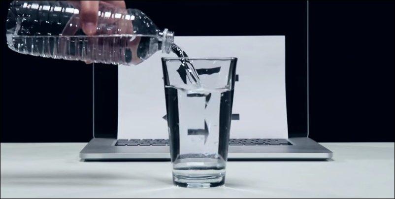 8 интересных трюков с водой