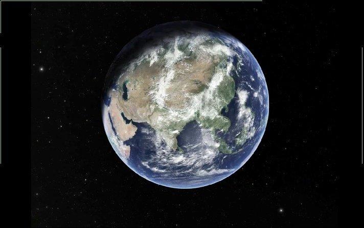 Масштаб обозримой Вселенной