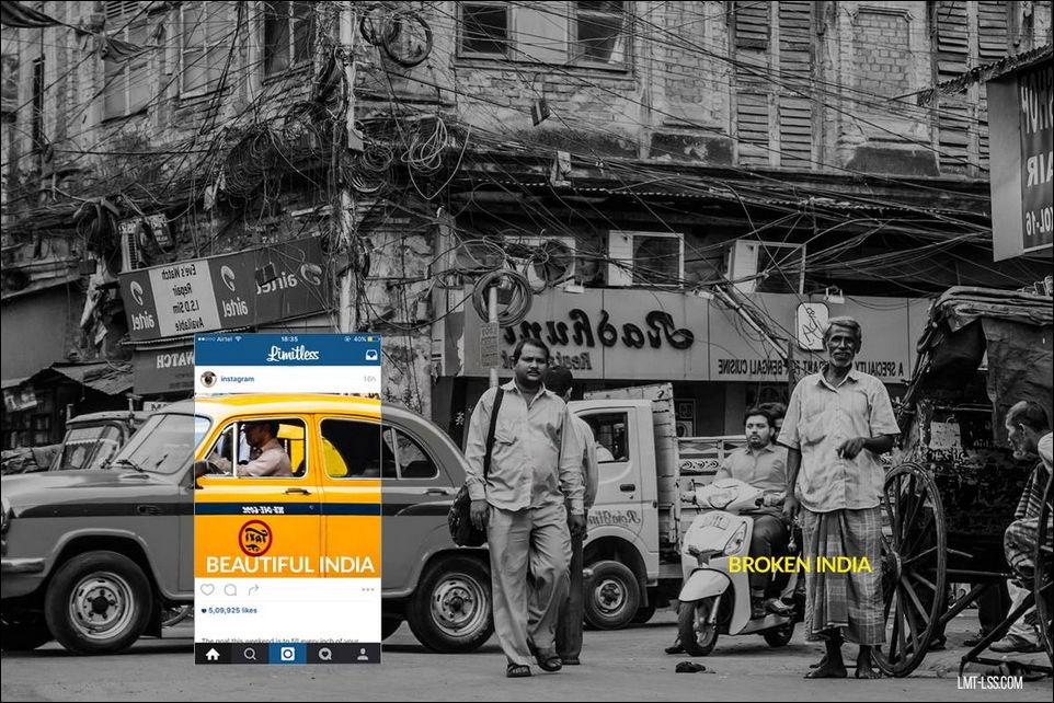 Индия за рамками Инстаграма