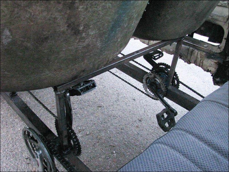 ВАЗ педальный