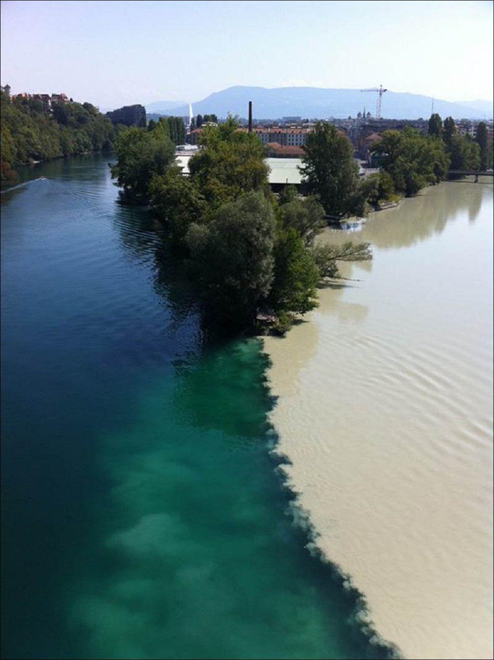 Слияние рек