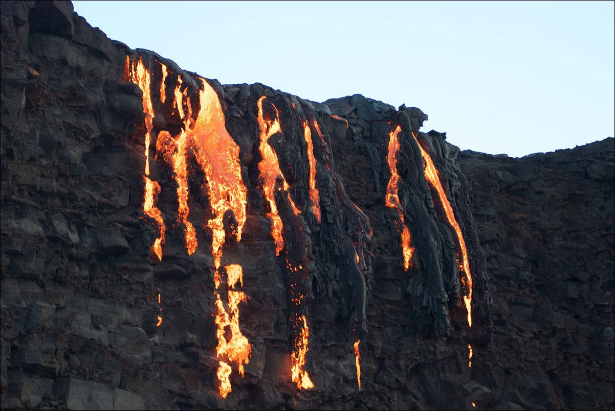 вулкан Килауэа