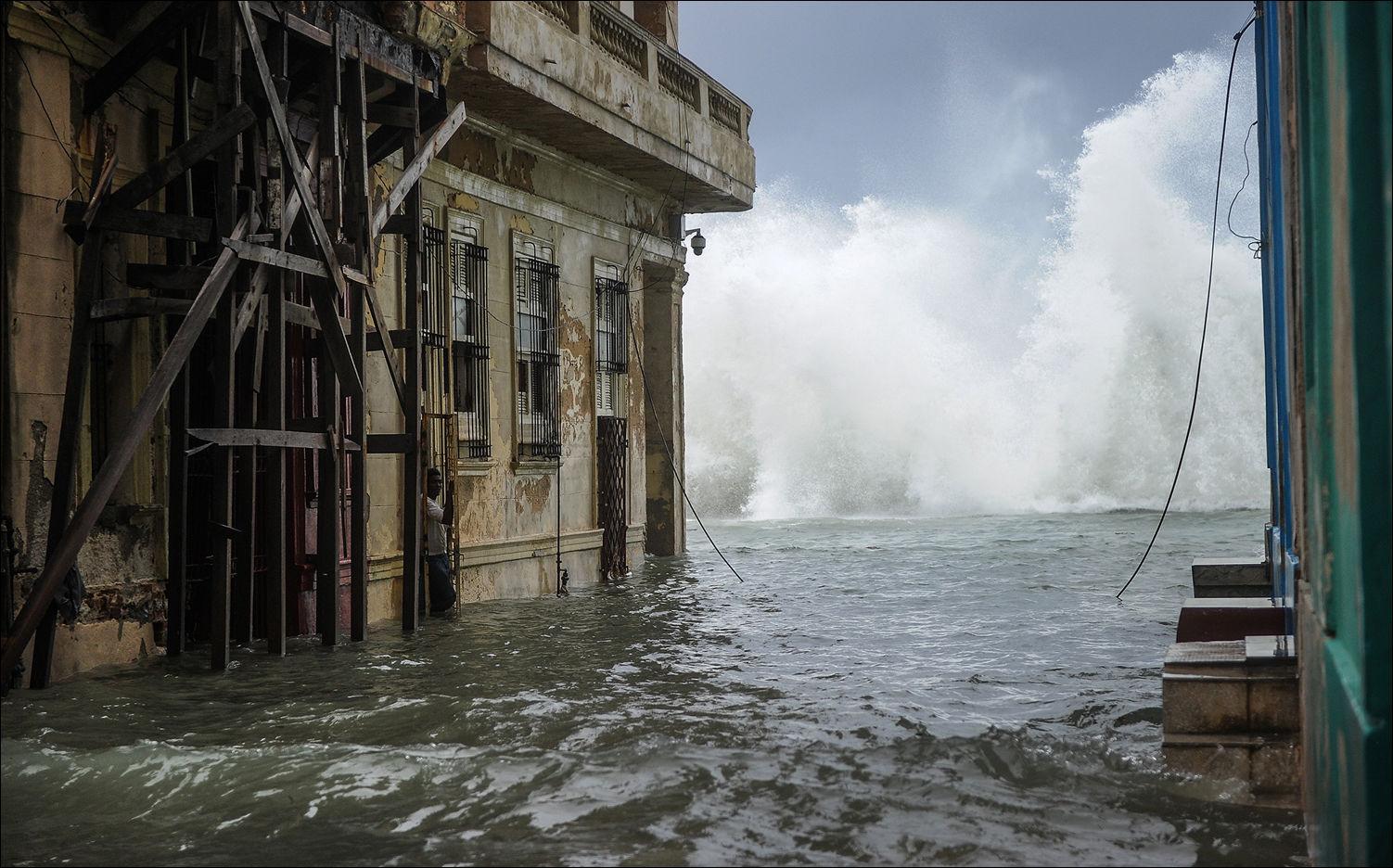 ураган ирма варадеро фото уже несколько лет