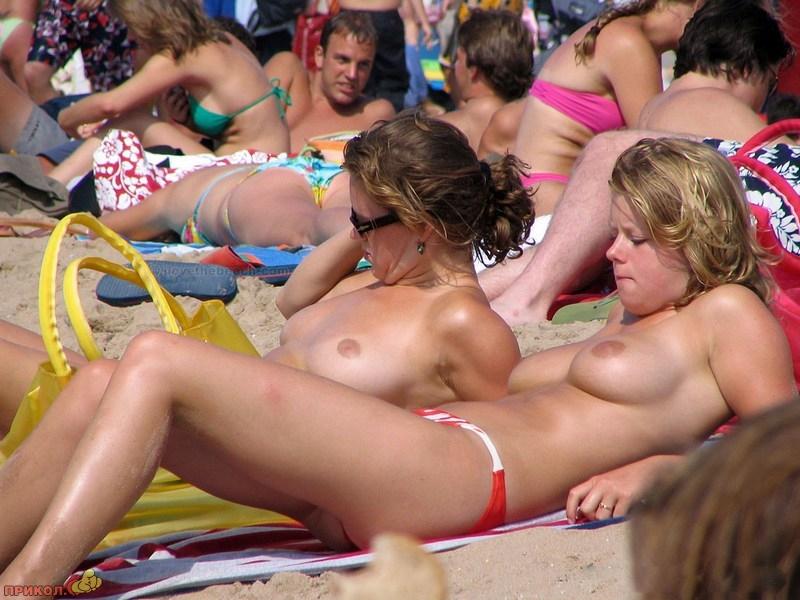 фото нудистов на пляже германии