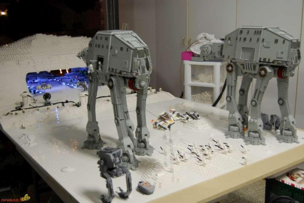 Лего звёздные войны своими руками 1