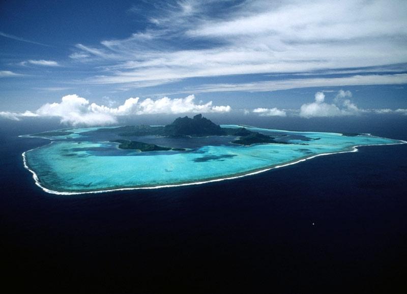 острова Бора-Бора