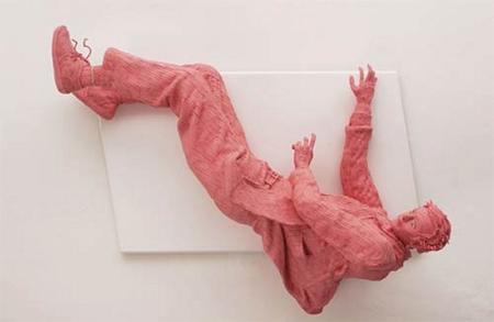 Скульптуры из жевательной резинки