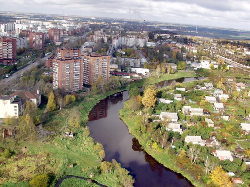 тосно ленинградская область фото города луковицы
