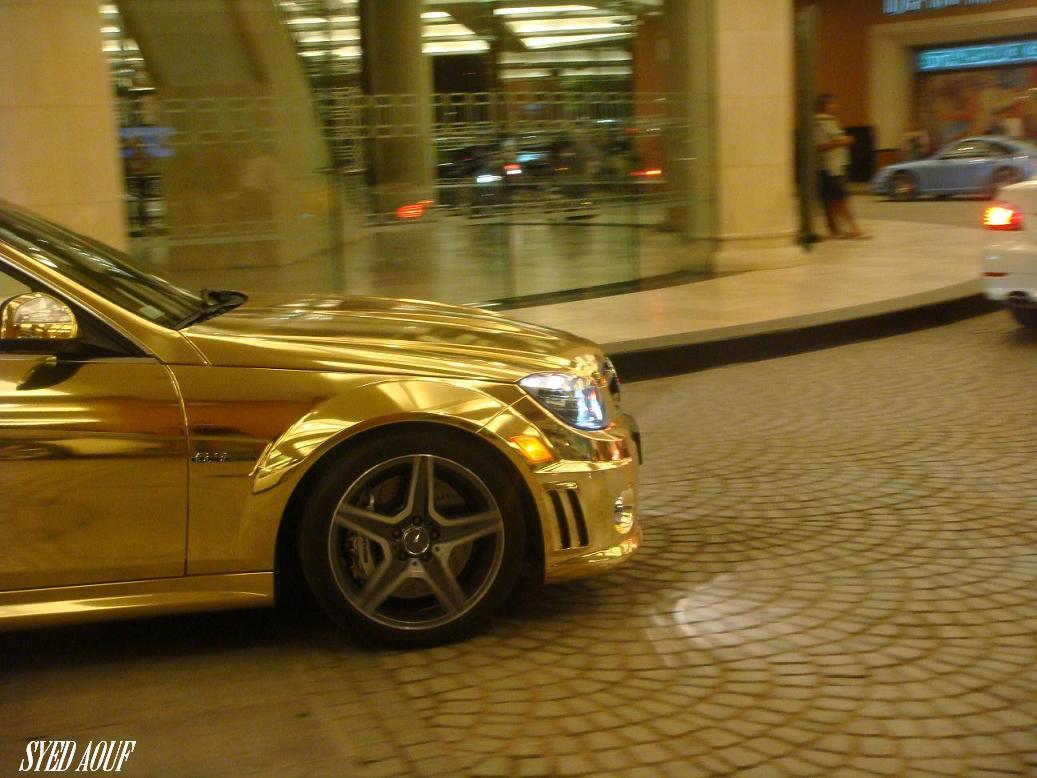 gold-mersedes-c63-05