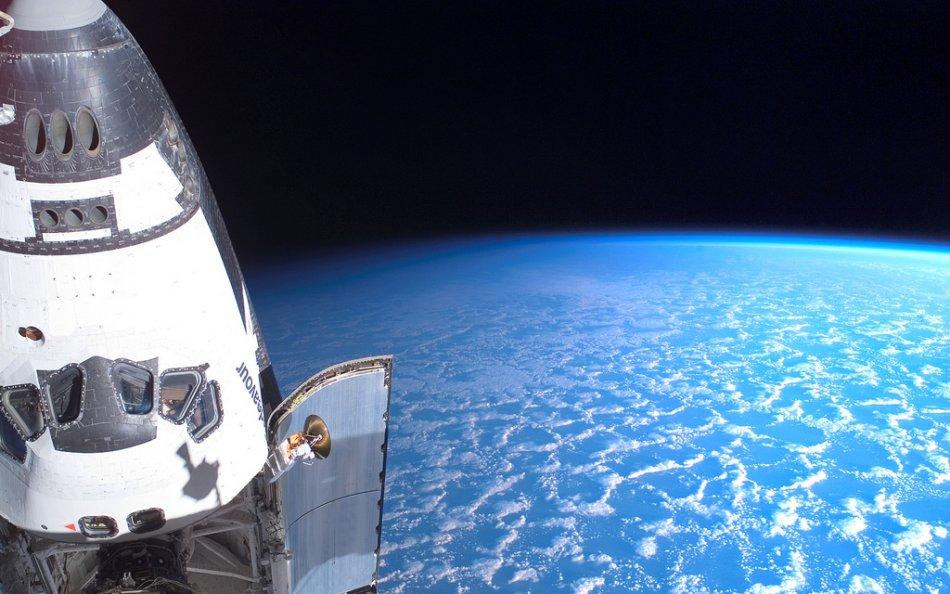 На орбите (12 фото)