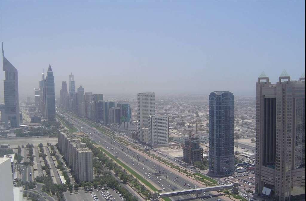 Дубаи 1990-2008