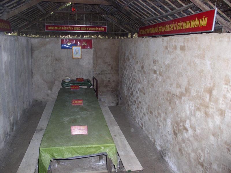 вьетнамский бункер