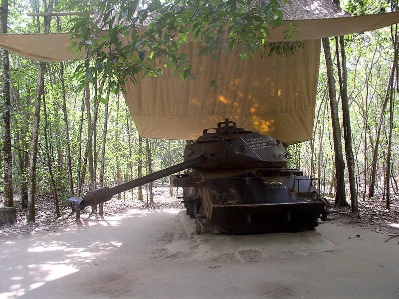 вьетнам танк