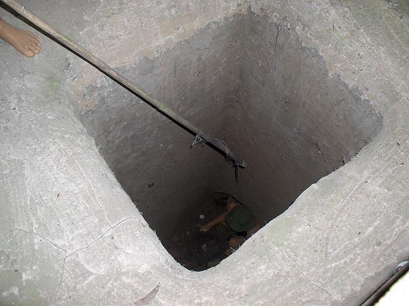 вьетнамские тоннели