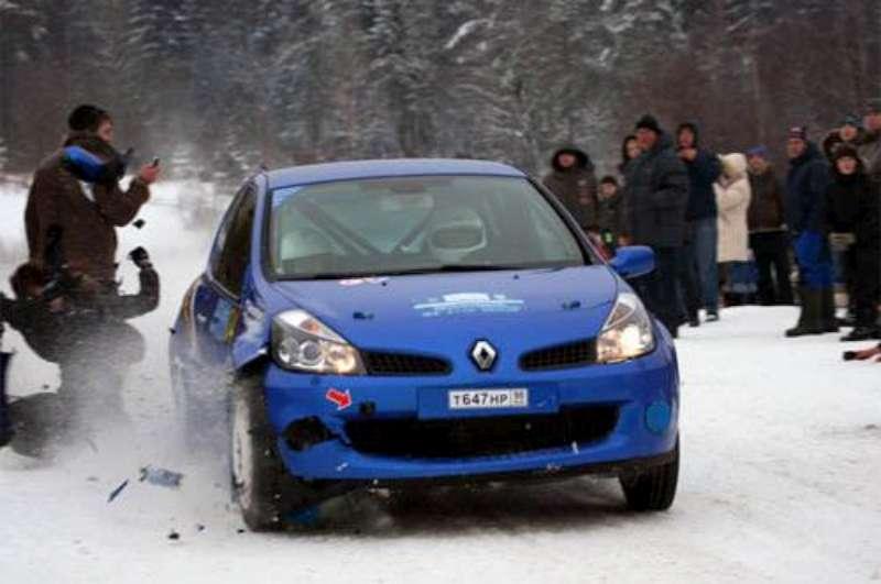 чемпионат России по автогонкам 2009
