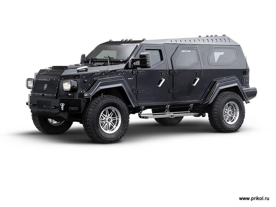 Думаете, Hummer - это огромный автом…