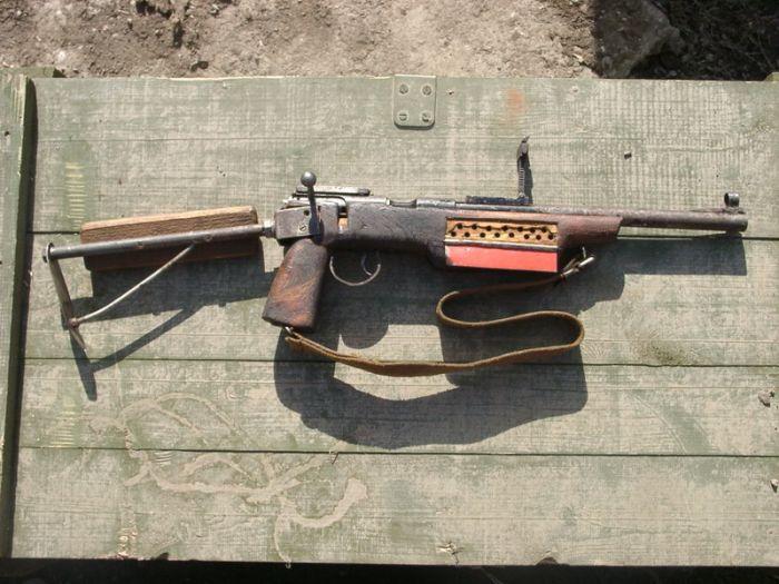 Самодельное оружие
