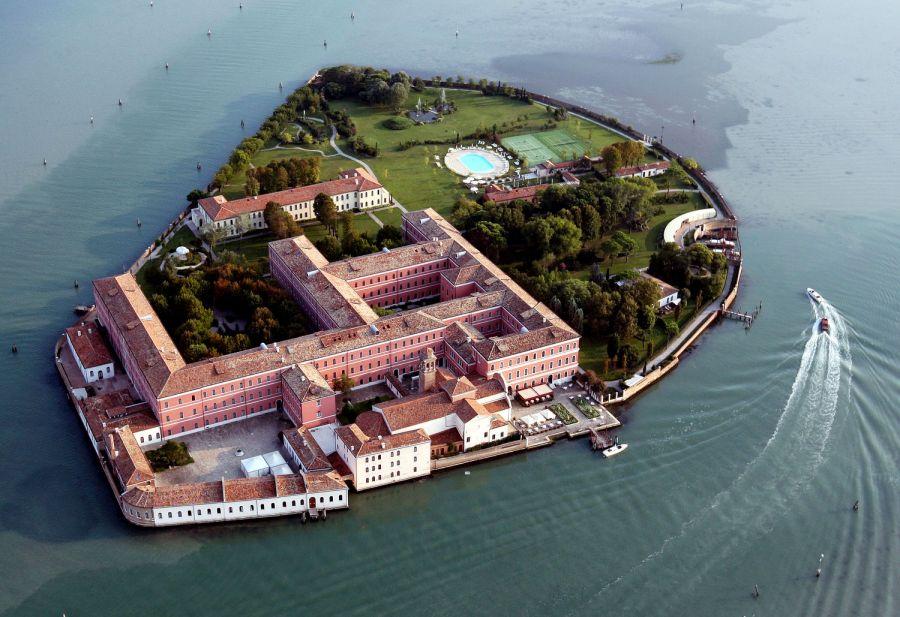 Венеция с высоты птичьего полета (11 фото)
