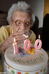 Не торопитесь на собственное 100-летие