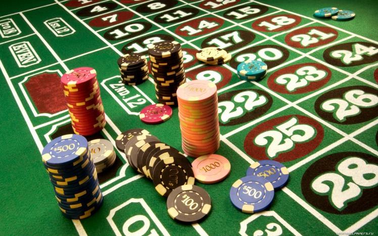 Выбор азартной игры в интернет-казино