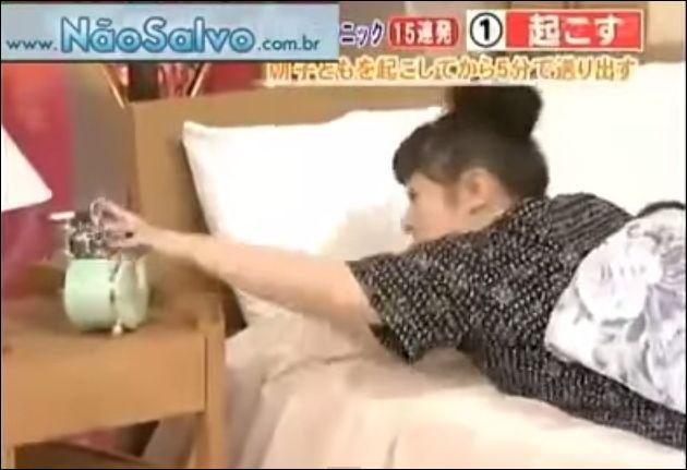 Как японская мама собирает сына в школу за 5 минут