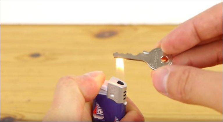 Как сделать дубликат ключа своими руками 9