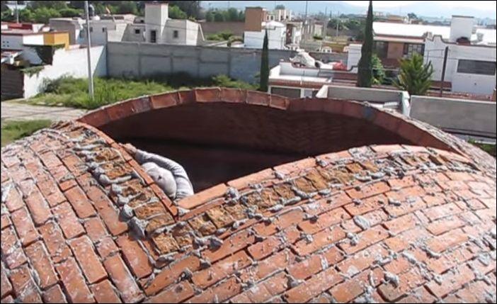 Впечатляющее мастерство каменщиков