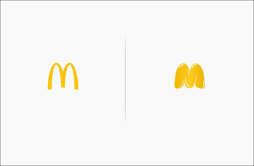 10 известных логотипов, пострадавших от собственной продукции