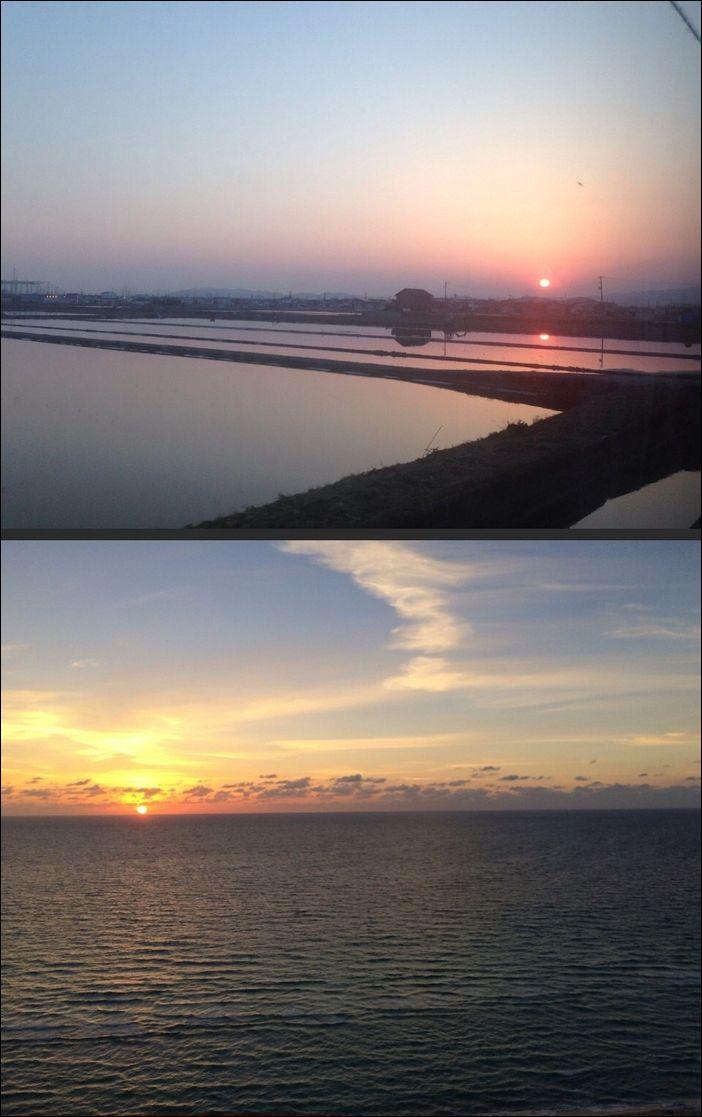 Одно и то же солнце