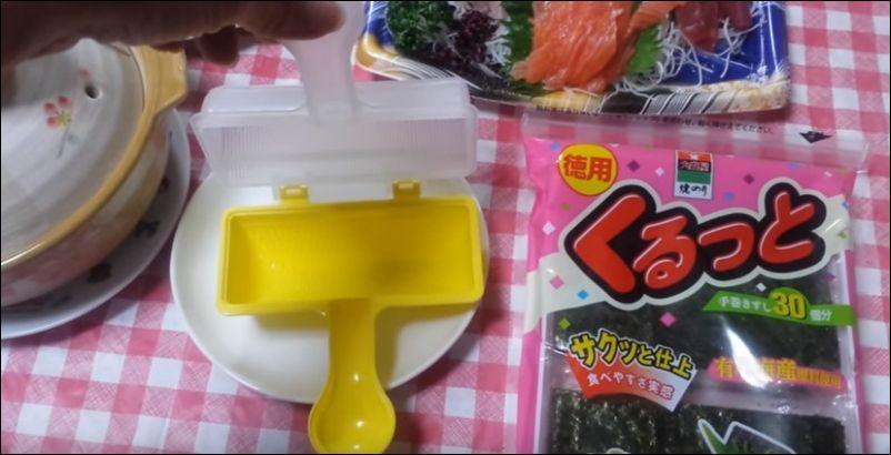Теперь ты сможешь сам делать суши