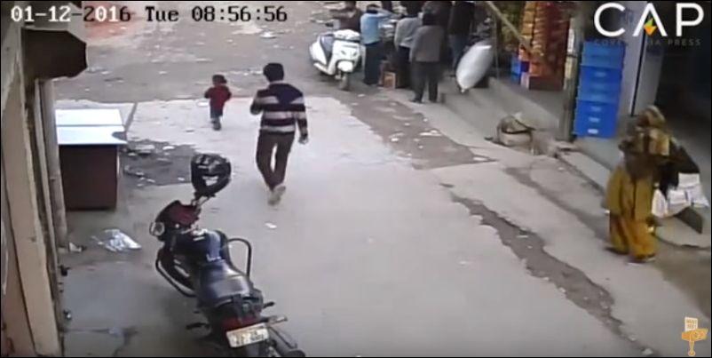 Кошмар и чудо в Индии