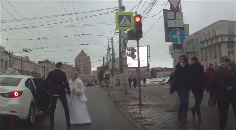 Самая короткая свадьба