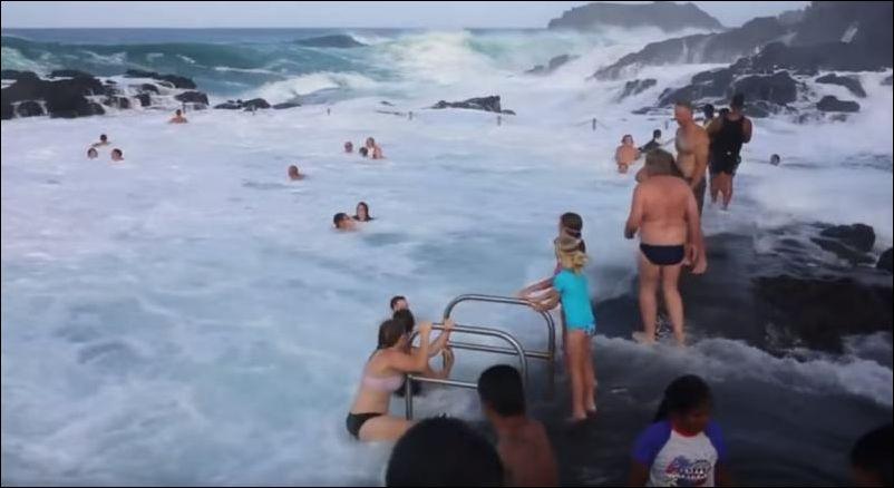 Бассейн по–австралийски