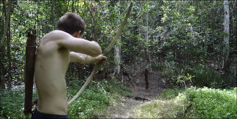 Примитивные технологии: как сделать лук и стрелы первобытным способом