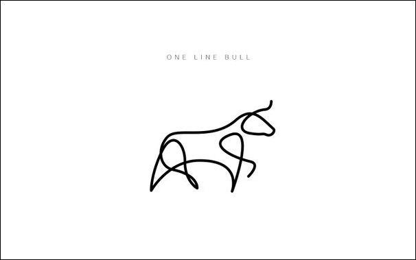 one-line-animal-001