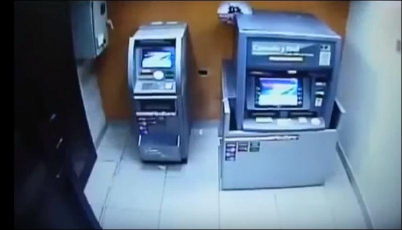 Обчистить банкомат за 60 секунд